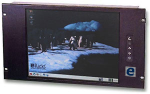 Rackmount Flat-panel Monitors, Keyboards