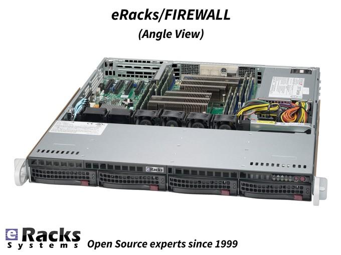 Rackmount Firewall Servers