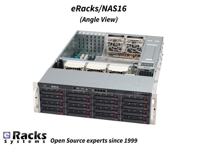 Rackmount Storage Servers - Cloud, NAS, Big Data