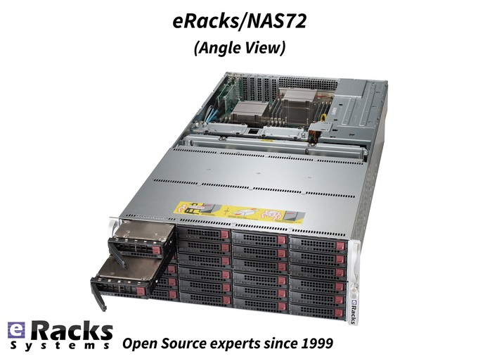 Rackmount Storage Servers - Cloud, NAS, Big Data