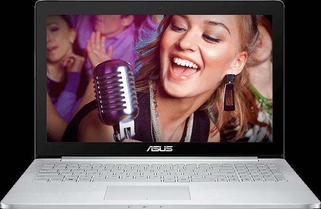 eRacks/ZENBOOK15 UHD 4K Linux Ultrabook